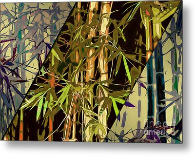 Tree Collection Metal Print by Marvin Blaine