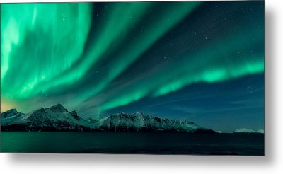 9 In The Afternoon Metal Print by Tor-Ivar Naess