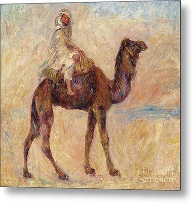 A Camel Metal Print by Pierre Auguste Renoir