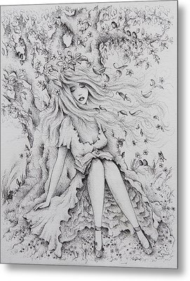 A Fairy Tale Dream Metal Print by Rachel Christine Nowicki
