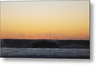 A Mist Of Orchestration Metal Print by Patricia Lyons