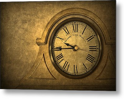 A Moment In Time Metal Print by Evelina Kremsdorf