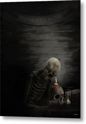 A Time To Remember Metal Print by Lourry Legarde
