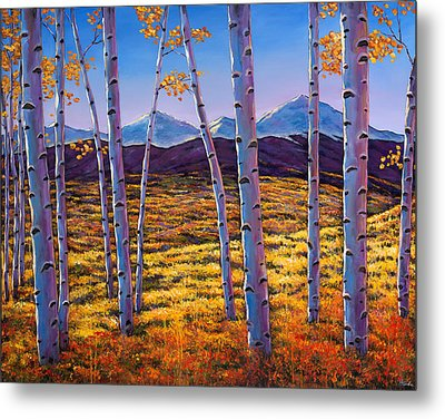 Above It All Metal Print by Johnathan Harris