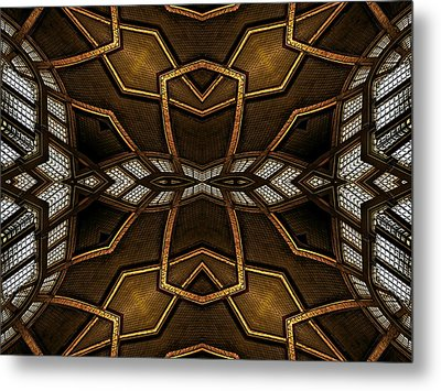 After Deco 11 Metal Print by Wendy J St Christopher
