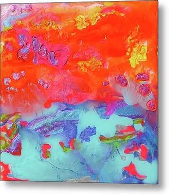 Afterglow #6 Metal Print by Joseph Demaree