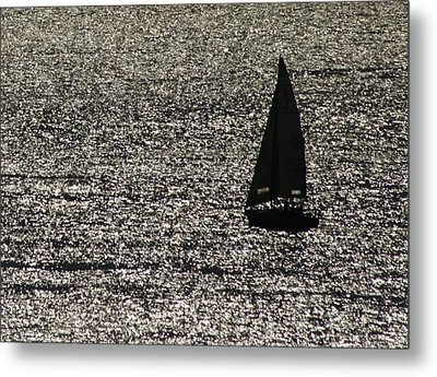 Afternoon Cruise Metal Print by Christopher Kirby