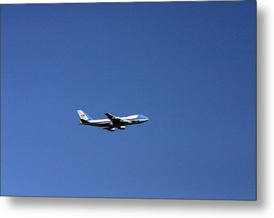 Air Force One Metal Print by Duncan Pearson