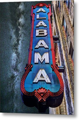 Alabama Metal Print by JC Findley