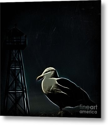 All Along The Watchtower Metal Print by Erik Brede