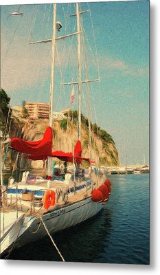 All Ashore Metal Print by Jeff Kolker