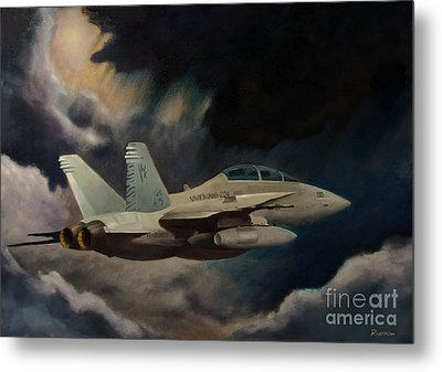 All Weather - Single Craft Metal Print by Stephen Roberson