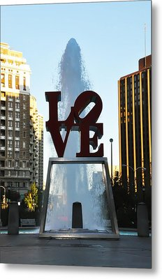 All You Need Is Love Metal Print by Bill Cannon