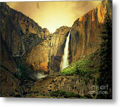 Almost Heaven 7d6129 V2 Metal Print by Wingsdomain Art and Photography