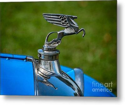 Amilcar Pegasus Emblem Metal Print by Adrian Evans