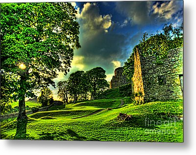 An Irish Fantasy Metal Print by Kim Shatwell-Irishphotographer