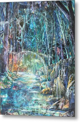 An Other Place Metal Print by Patricia Allingham Carlson