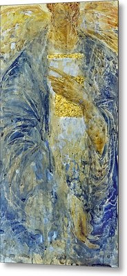 Angel 3 Metal Print by Valeriy Mavlo