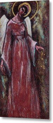 Angel Judy Metal Print by Mary DuCharme