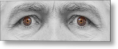 Angry Eyes Metal Print by James BO  Insogna