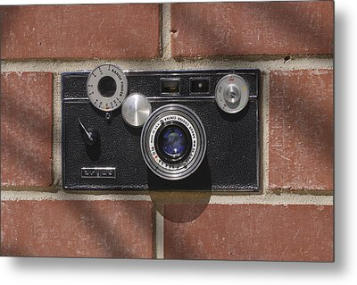 Another Brick Metal Print by Mike McGlothlen