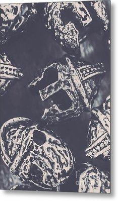 Antique Battles Metal Print by Jorgo Photography - Wall Art Gallery