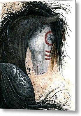 Appalossa Horse Metal Print by AmyLyn Bihrle