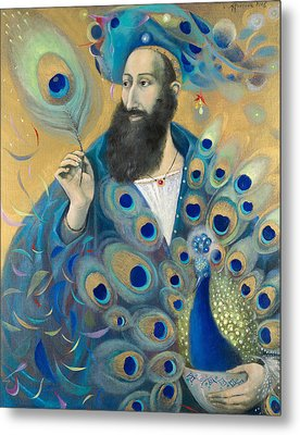 Aquarius Metal Print by Annael Anelia Pavlova