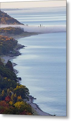 Arcadia Lakeshore Metal Print by Twenty Two North Photography