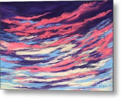 Associations - Sky And Clouds Collection Metal Print by Anastasiya Malakhova