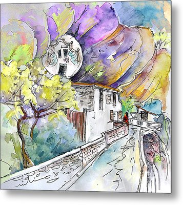 Autol In La Rioja Spain 03 Metal Print by Miki De Goodaboom