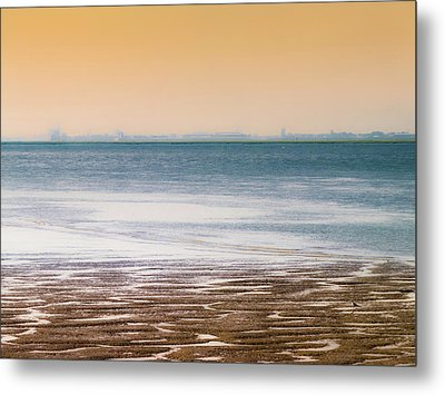 Away From Civilization Metal Print by Wim Lanclus