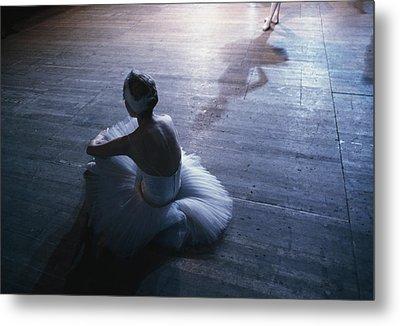 Ballet Rehearsal, St. Petersburg Metal Print by Sisse Brimberg