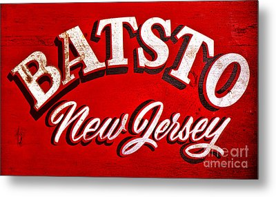 Batsto New Jersey Metal Print by Olivier Le Queinec