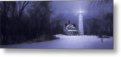 Beacon Metal Print by Scott Norris