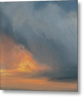 Beautiful Day Metal Print by Lonnie Christopher