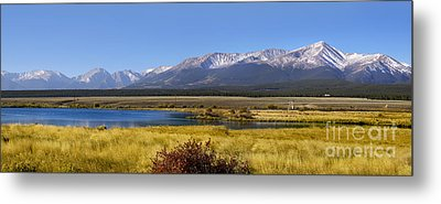 Beautiful Panoramic Landscapes Metal Print by Boon Mee