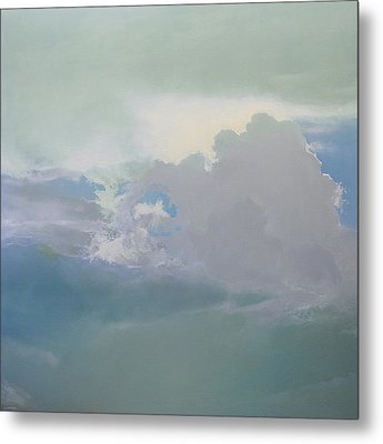 Big Sky 2 Metal Print by Cap Pannell