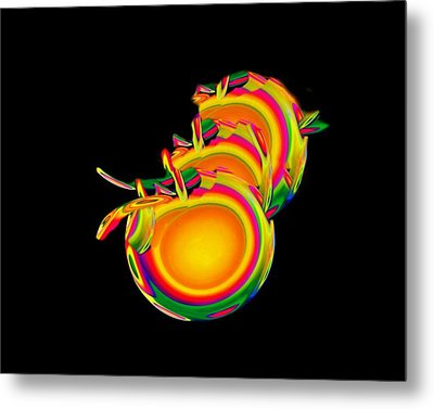Birth Metal Print by Jacqueline Migell