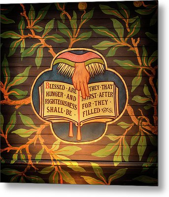 Blessed Are Metal Print by Stephen Stookey
