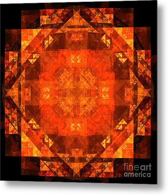 Blessing Metal Print by Oni H