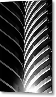 ...blinded By The Light... Metal Print by Russell Styles