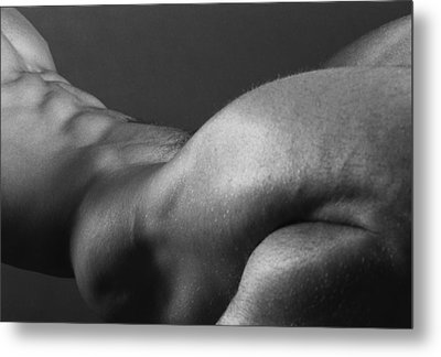 Bodyscape Metal Print by Thomas Mitchell