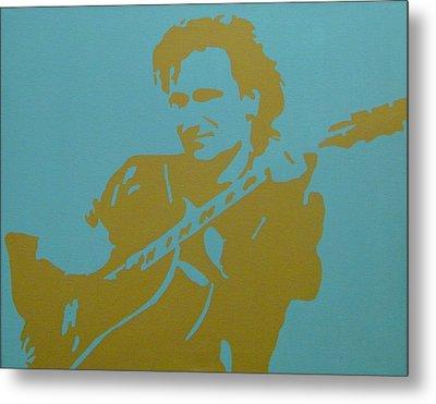 Bono Metal Print by Doran Connell