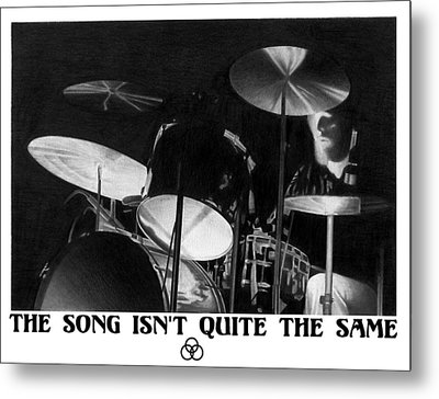 Bonzo Metal Print by Lyle Brown