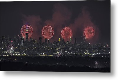 Born On The 4th Of July Metal Print by Eduard Moldoveanu