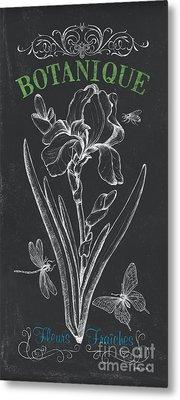Botanique 1 Metal Print by Debbie DeWitt