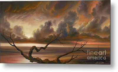 Botany Bay Metal Print by James Christopher Hill