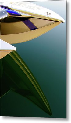 Bows Metal Print by Paul Wash