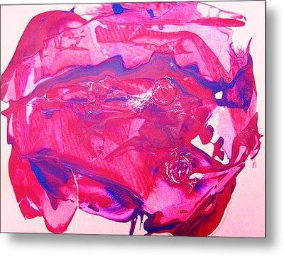 Broken Heart Transplant Metal Print by Bruce Combs - REACH BEYOND